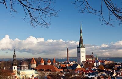 Feriboturi spre Estonia