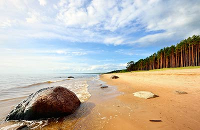 Feribot Letonia