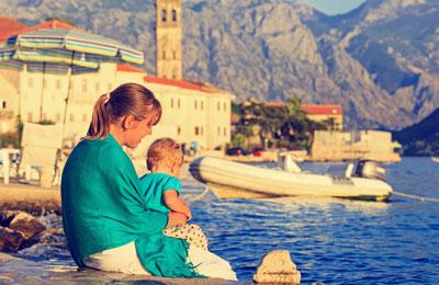 Feribot Muntenegru
