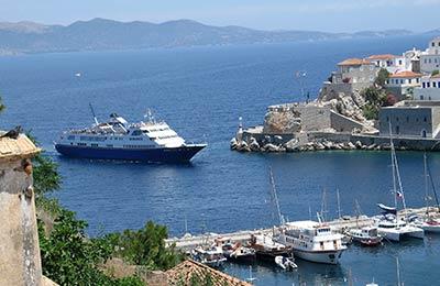 Feribot Insulele Saronic