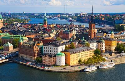 Feriboturi spre Suedia