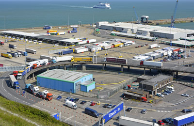Feriboturi din/spre Dover