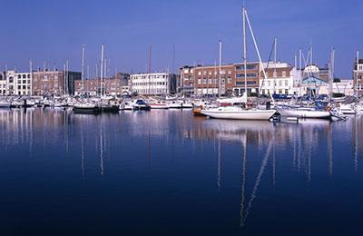 Portul pentru feriboturi Dunkerque