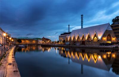 Gothenburg feriboturi
